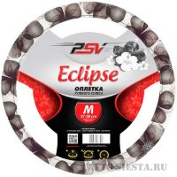Оплётка на руль ECLIPSE M