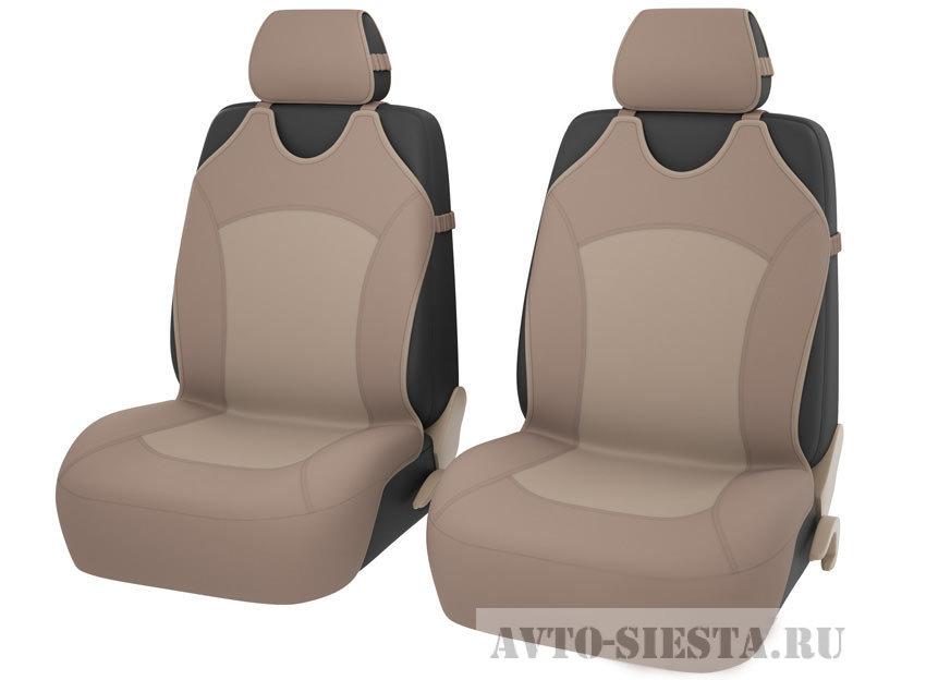 Купить Чехлы-майки на передние сиденья GRANDIS Front по ... - photo#15