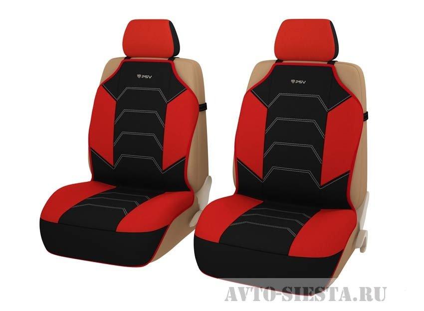Купить Чехлы-майки на передние сиденья Racing Front по ... - photo#10