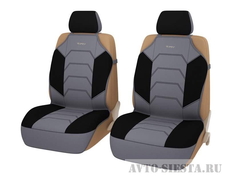 Купить Чехлы-майки на передние сиденья Racing Front по ... - photo#14