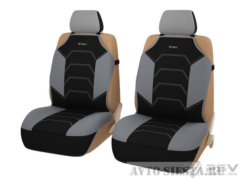 Купить Чехлы-майки на передние сиденья Racing Front по ... - photo#2